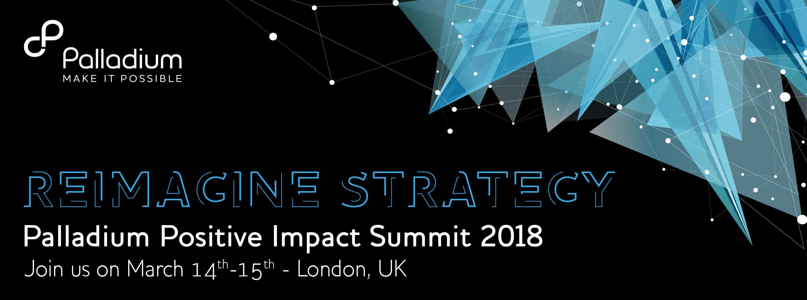 Palladium Summit 2018